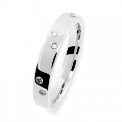 3018 0,09 ct or blanc