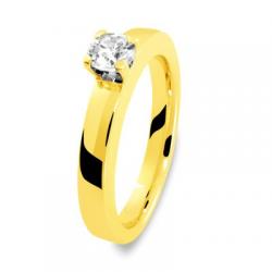 Solstice 40090030 3.0 mm 1 brillant or jaune