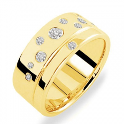 50040026 0,26 ct or jaune