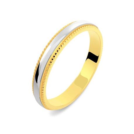 Canari 3,8 or jaune et platine