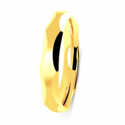 Zakari 4,0 or jaune