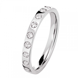 Alliance Eclat 0,22 ct Diamants Or blanc