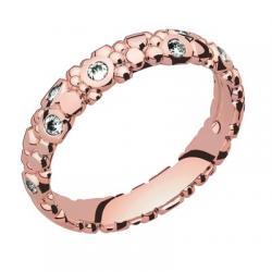 Galucha PM Diamants Or rose