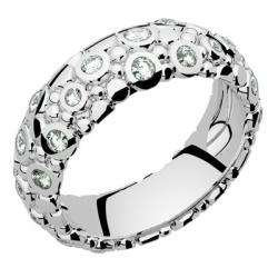 Galucha GM Diamants Or blanc