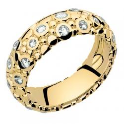Galucha GM Diamants Or jaune