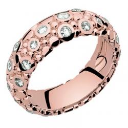 Galucha GM Diamants Or rose