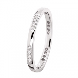 Alliance Alexa 0,24 ct Diamants Or blanc