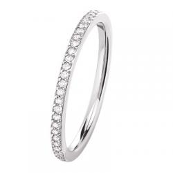 Mini Coralie 0,14 ct Diamants Or blanc