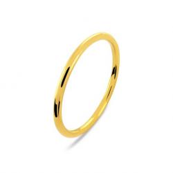 Fil rond 1,0 or jaune