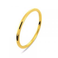 Fil rond 1,5 or jaune
